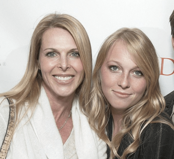 Catherine Oxenberg aand her daughter India 2