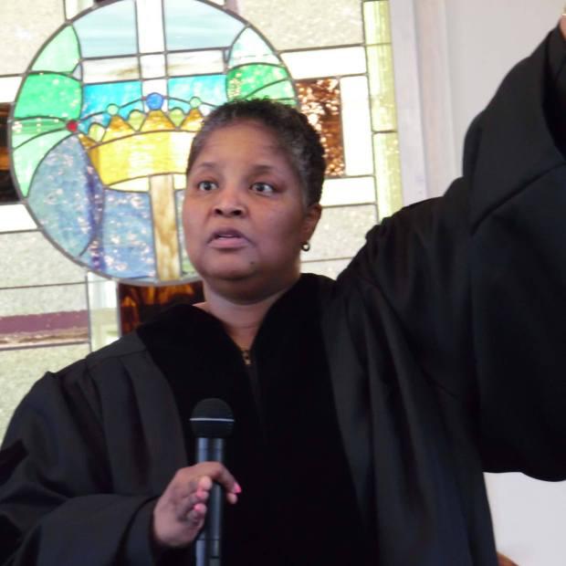 Rev. Dr. Cynthia McCullough 9