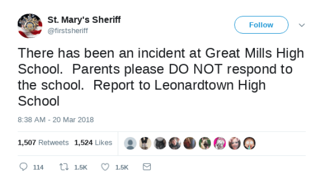 St Mary's County sheriff's alert.png