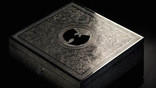 new Wu-Tang Clan album, Once Upon a Time in Shaolin.