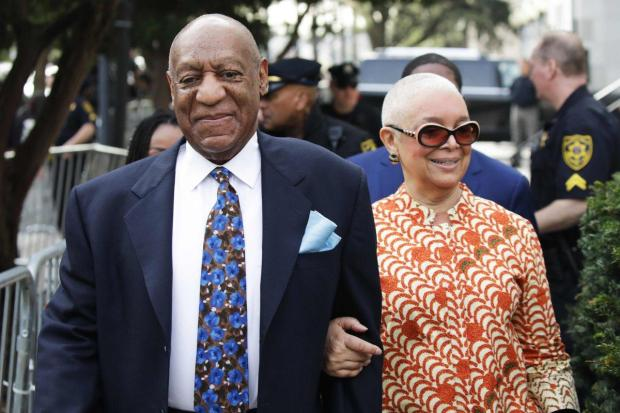 Bill Cosby and his wife Camille 1.jpg