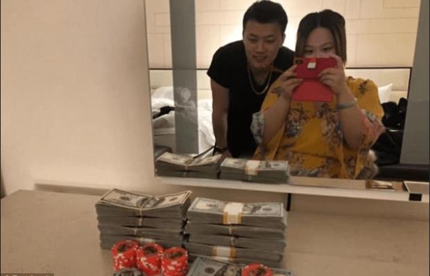 Jasmine Zheng, 21, says that in January she and her then-boyfriend Zhiwei Zheng 1
