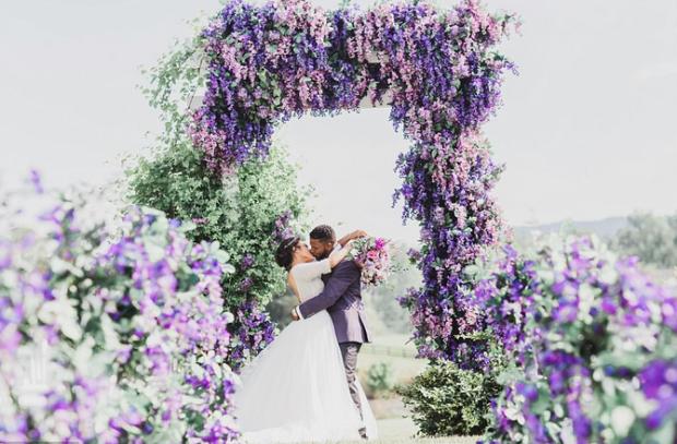 Marcus Martin and Marissa Blair wed 5