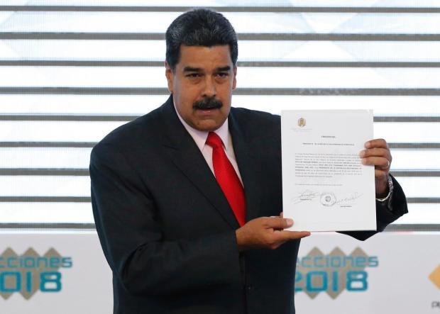 President Nicolas Maduro of Venezuela 1.jpg