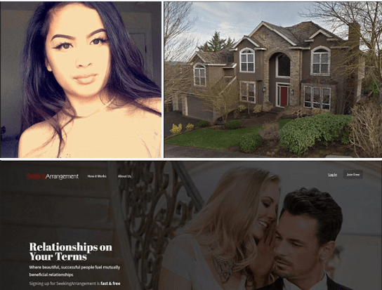 '15 and Bad to the Bone!' Raelyn Domingo, 15, aka  'asianperssuasion', shoots her would-be sugar daddy, 56,demands more money after partying at the married investment banker's home