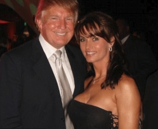 Donald Trump and Karen McDougal 4