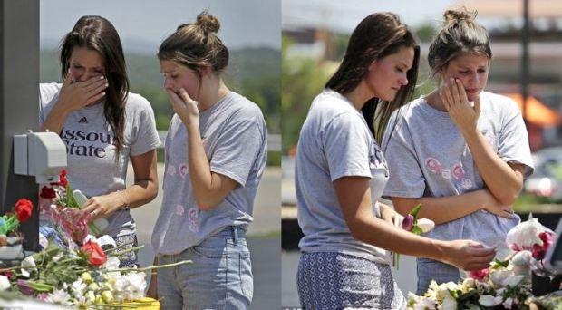 Mourners get emotional at memorial for Missouri Ozarks Duckboat crash victims 1.JPG