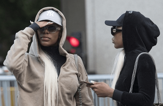 Shannade Clermont [left], with her twin sister Shannon Clermont [right] 2.png