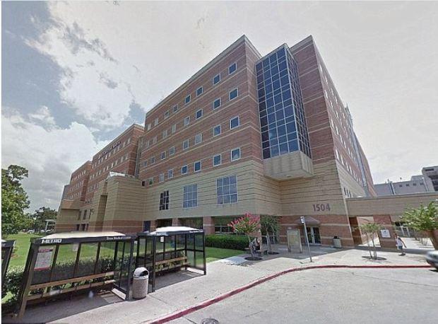Ben Taub hospital, Houston.JPG