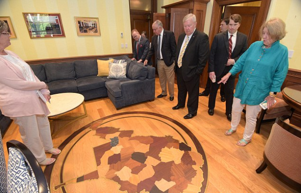 Controversial WV Supreme Court custom wood floor.png
