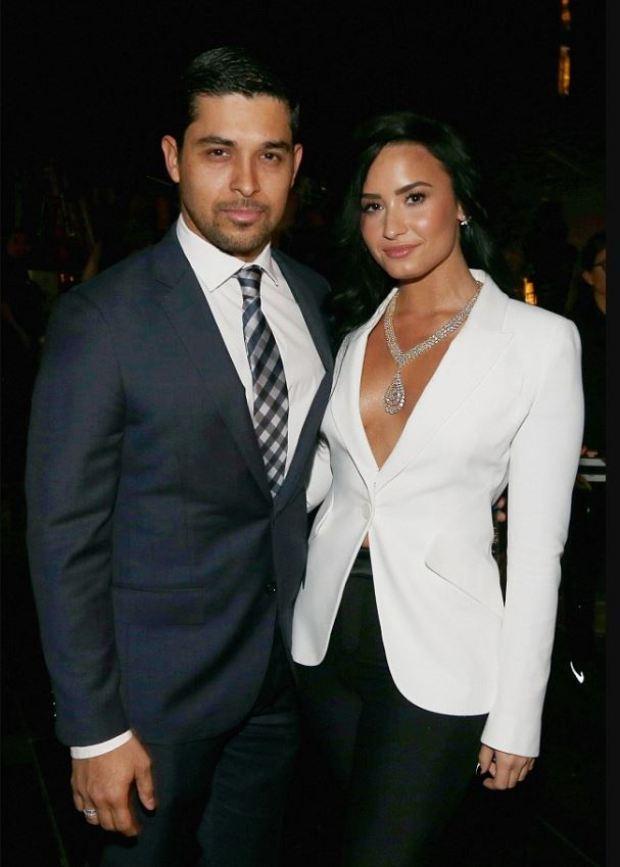 Demi Lovato and ex-boyfriend Wilmer Valderrama 2