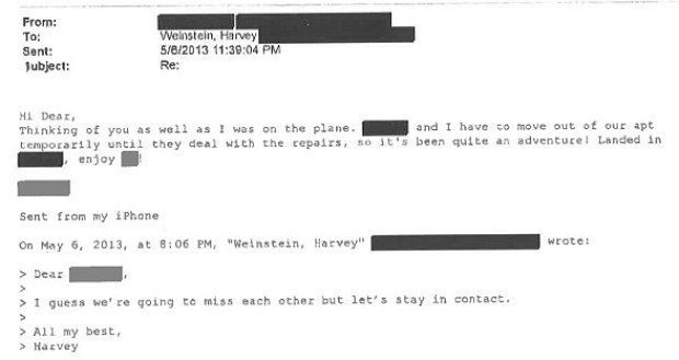 Harvey Weinstein's communication with alleged rape victim 7.jpg