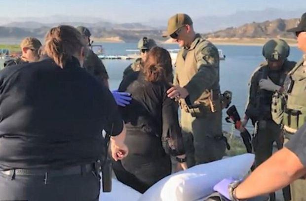 Rebecca Lizarraga arrested