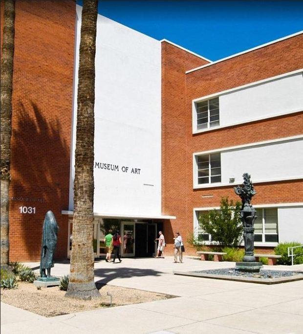 University Of Arizona Museum Of Art  1.JPG