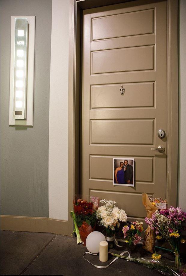 Botham Jean's door 1.JPG
