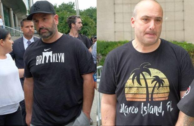 Carlos Cruz (left) andLouis Failla (right) 1