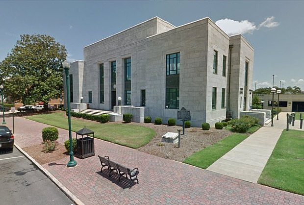 Coweta County Court 1