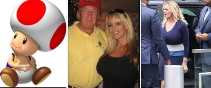 Soo Weenie! His private part looks like a 'toadstool' with 'Yeti pubes' - Adult film star Stormy Daniels recounts alleged tryst with Donald Trump, in salacious detail, in new book