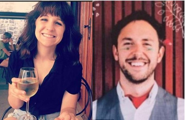 Jessica Nordquist [left], and Mark Weeks [right] 1