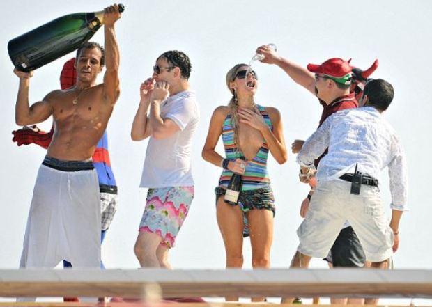 Jho Low and Paris Hilton 3