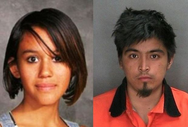Kathrine Sanchez [left], was killed by Carlos Cardenas 1.JPG