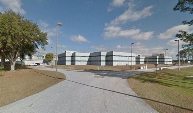 Pasco County Jail, florida.JPG