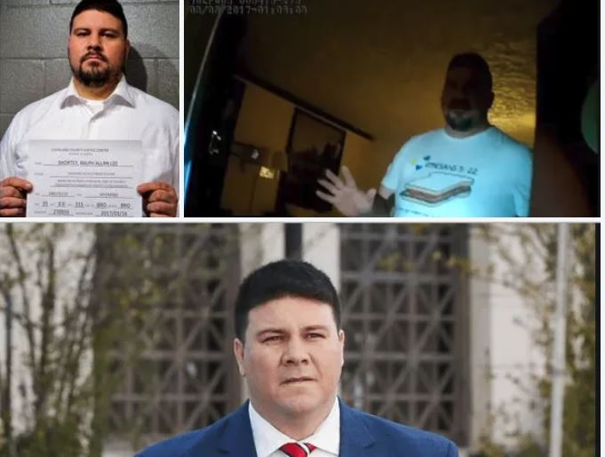 Former Oklahoma state GOP Rep, Ralph Shortey, bags 15 years in federal prison for paying boy, 17, to have sex in a motel room - apologizes for living a 'double life of sin'