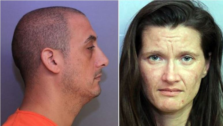 Florida woman, 38, who ACCIDENTALLY stabbed her husband to death charged with murder - Rachel Fidanian claims the six blade plunged into Brian after she slipped on dog feces while holding a knife