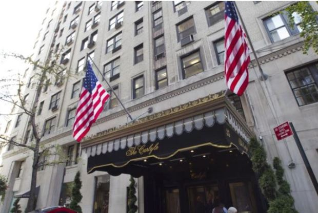 Carlyle Hotel 1