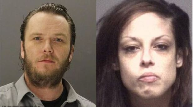 Charles Wayne Phifer [left], and Jeri Quezada [right] 1