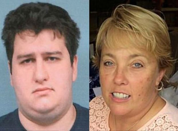 Jeffrey Scullin Jr, [left], and Melinda Pleskovic [right] 1