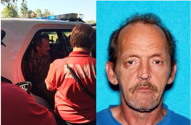 Double murder suspect, Kirby Wallace, arrested after cops