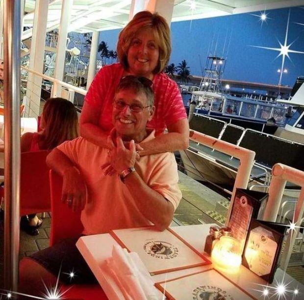 Mark Parkinson and Diana Parkinson 3