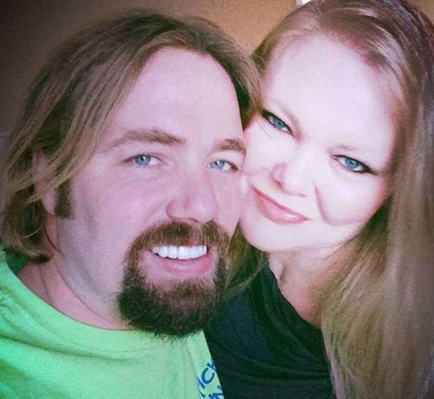 Sidney Moorer [left], and his wife, Tammy Moorer 3