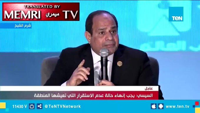 Abdel fattah al-Sisi 2