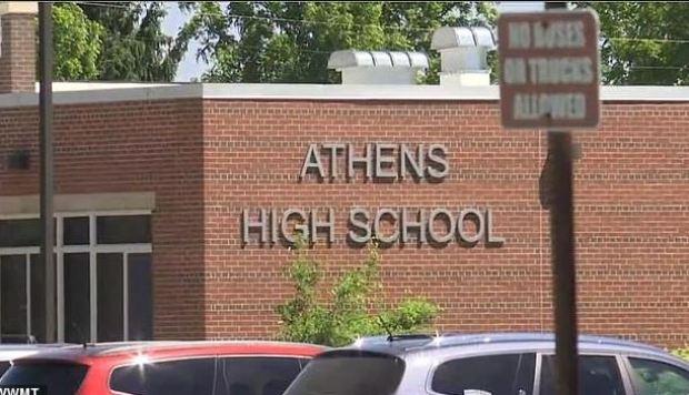 Athens High School, Michigan 1