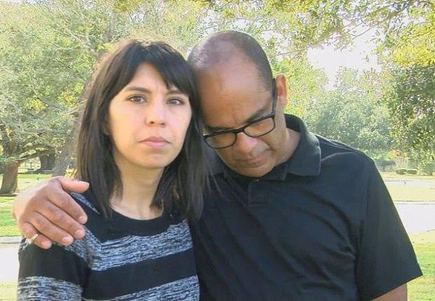David Plessy and Nadia Sanchez 1