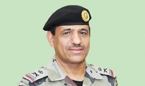General Kalid bin Qirar al-Harbi 1