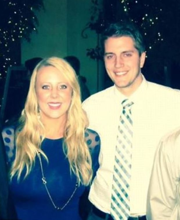 Travis and Chelsea Cook 1