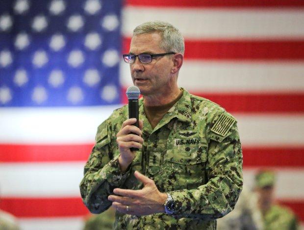 Vice Admiral Scott Stearney 4