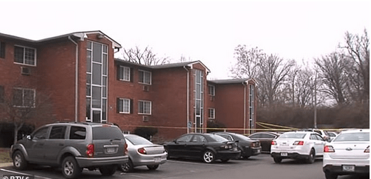 Country Club apts in Indianapolis, Indiana 1
