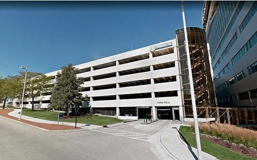 Froedtert Hospital, Wisconsin 1