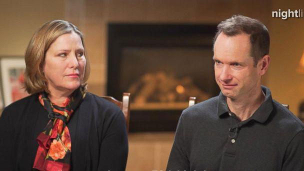 Jill and Matt McCluskey 2