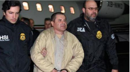 JoaquinEl Chapo Guzman's extradited to US in 2017