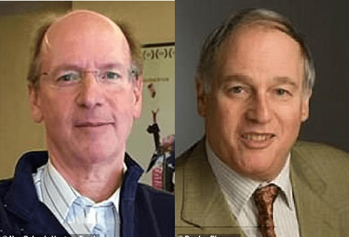 Jonathan Sackler and Richard Sackler 1