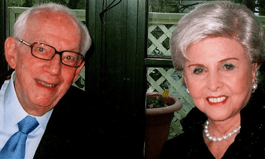 Raymond and Beverly Sackler 1