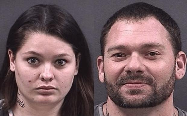 Samantha Kershner and her father Travis Fieldgrove 1