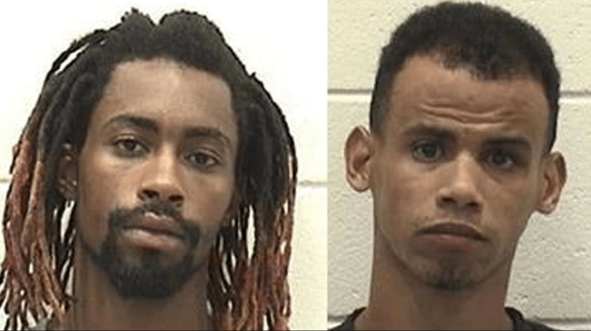 Two men found dead inside storage unit in Georgia, police suspect gang related homicide, arrest two male suspects - Joshua Jackson and Derrick Ruff had been missing since December