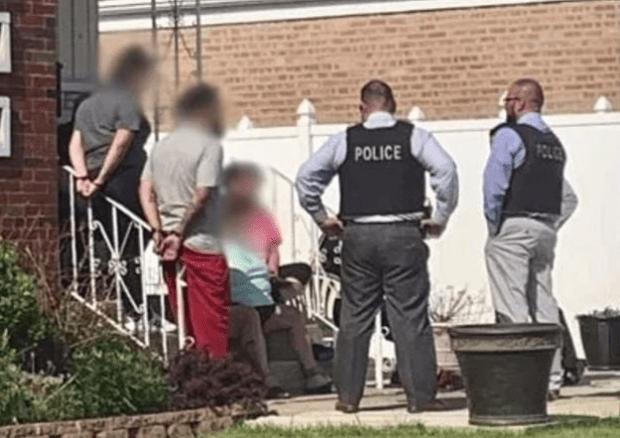 Clarissa figueroa, Desiree Figueroa,, and Piotr Bobak arrested 1