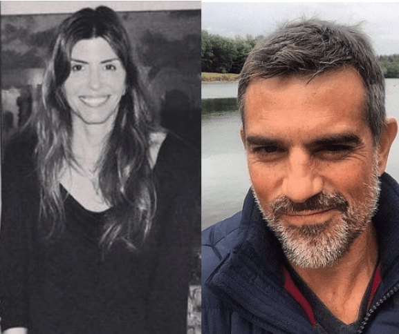 Jennifer Dulos and Fotis Dulos 1